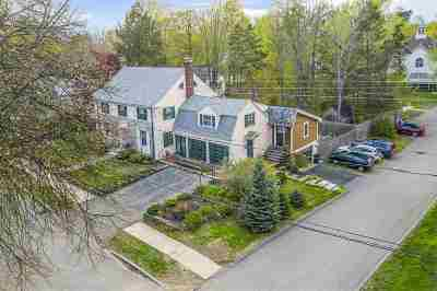 Single Family Home For Sale: 293 Rockland Street