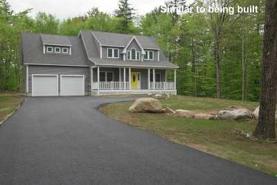 Amherst Single Family Home For Sale: 4 Whiting Farm Drive
