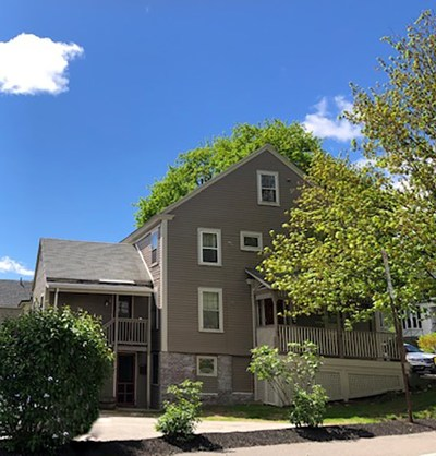 Concord Multi Family Home Active Under Contract: 76-78 N. Spring Street