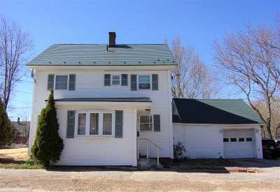 Laconia Single Family Home For Sale: 14 Edwards Street