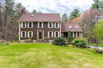 Windham Single Family Home For Sale: 28 E Nashua Road