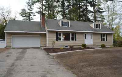 Nashua Single Family Home For Sale: 8 Franconia Drive