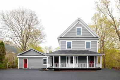 York Single Family Home For Sale: 71 Long Sands Road #Unit 3