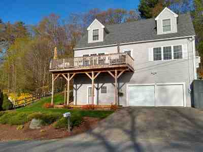 Strafford County Single Family Home For Sale: 310 Merrymeeting Road