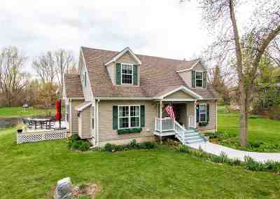 Grand Isle County Single Family Home For Sale: 290 Carry Bay Lane