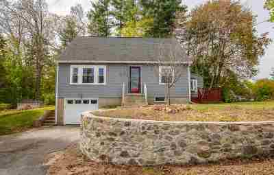 Salem Single Family Home Active Under Contract: 16 Pattee Road