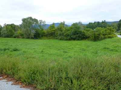 Rutland, Rutland City Residential Lots & Land For Sale: Marolin Acres