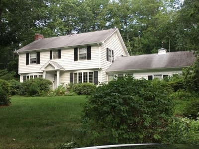 Nashua Single Family Home For Sale: 16 Marlowe Road