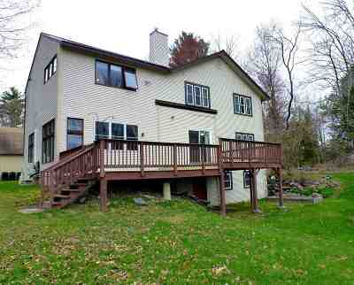 Castleton Single Family Home For Sale: 1180 Drake Road