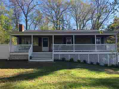 Windham Single Family Home For Sale: 2 County Road