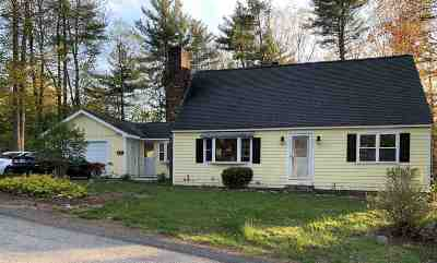 Milford Single Family Home For Sale: 38 Falconer Avenue