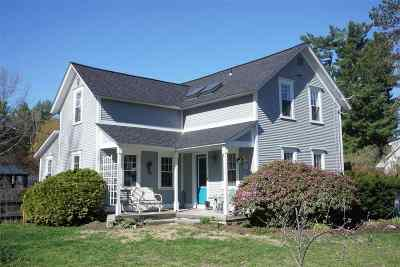 Colchester Single Family Home For Sale: 16 River Road