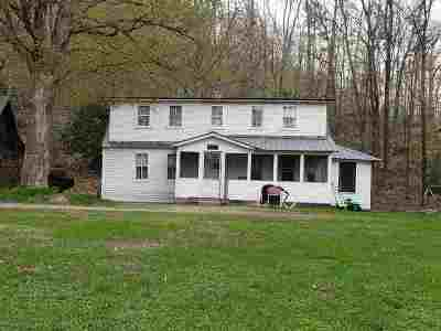 Holderness Single Family Home For Sale: 24 Nh Route 175 Road