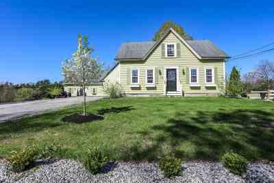 Goffstown Single Family Home For Sale: 210 Daniel Plummer Road