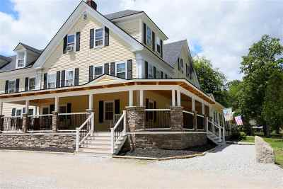 Conway Multi Family Home For Sale: 720 Kearsarge Road