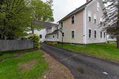 Milford Multi Family Home For Sale: 66 Union Street