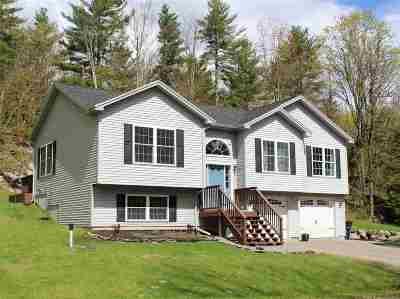 Franklin County Single Family Home Active Under Contract: 286 Lahue Farm Road