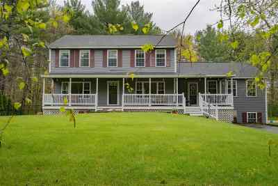 Litchfield Single Family Home Active Under Contract: 21 Chase Brook Circle