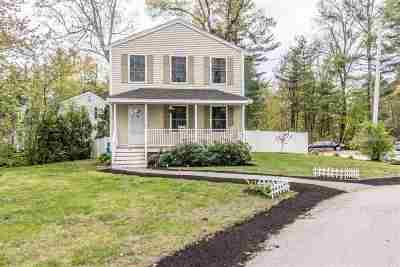 Salem Single Family Home For Sale: 20 Car Mar Lane