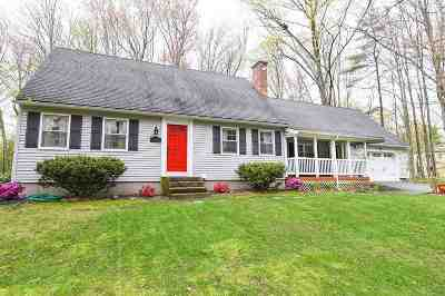 Bedford Single Family Home Active Under Contract: 5 Mulberry Lane