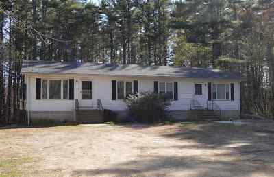 Raymond Multi Family Home Active Under Contract: 8 Mountain Road