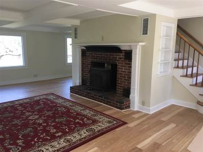 Plymouth Single Family Home Active Under Contract: 313 Mayhew Turnpike