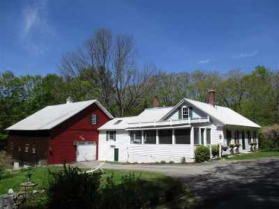 Single Family Home For Sale: 45 Keezer Road