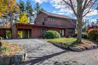 Manchester Single Family Home For Sale: 1295 Beech Street