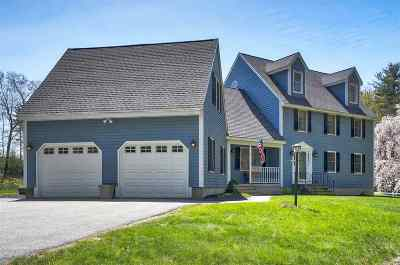 Merrimack Single Family Home For Sale: 6 Linden Way