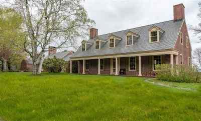 Belknap County Single Family Home For Sale: 224 Dane Road