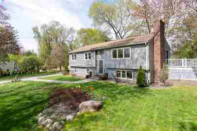 Exeter Single Family Home Active Under Contract: 1 Granite Street