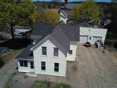 Belknap County Multi Family Home For Sale: 14 Summer Street