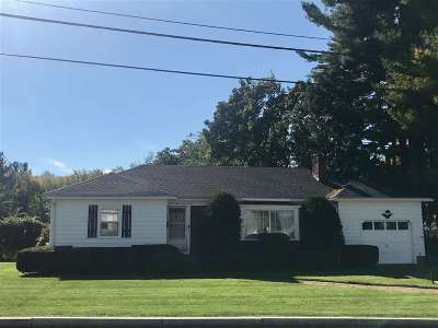 Manchester Single Family Home Active Under Contract: 1275 Somerville Street