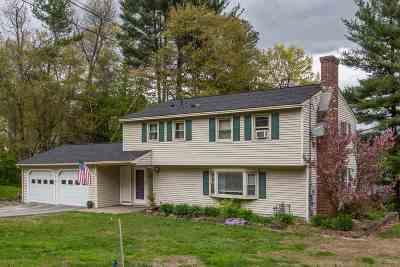 Merrimack Single Family Home For Sale: 29 Jo Ellen Drive