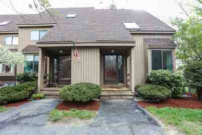 Merrimack Condo/Townhouse For Sale: 9 Blackstone Court