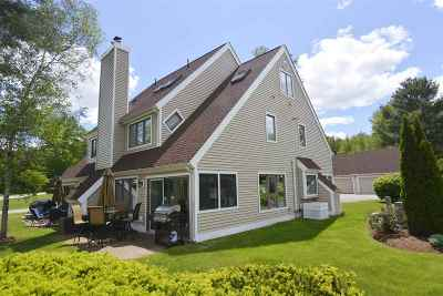 Belknap County Condo/Townhouse For Sale: 3 Songbird Lane #B