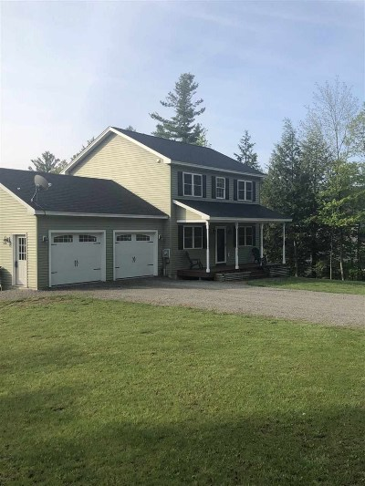 Swanton Single Family Home Active Under Contract: 115 Hidden Plateaus Road