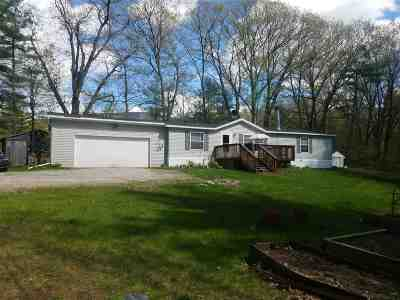 Brandon Single Family Home Active Under Contract: 215 Van Cortland Road
