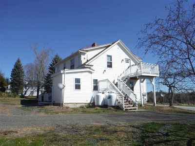 Hollis Multi Family Home Active Under Contract: 201 Silver Lake Road
