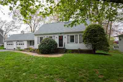 Manchester Single Family Home For Sale: 234 W Haven Road