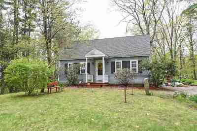 Sandown Single Family Home For Sale: 164 Wells Village Road