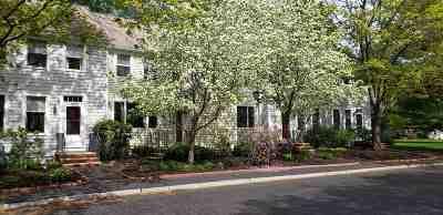 Condo/Townhouse For Sale: 3370 Lafayette Road #4