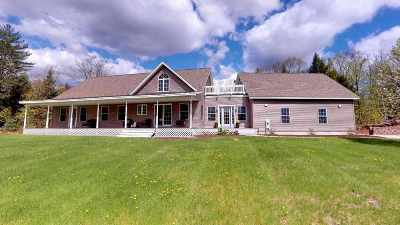 Merrimack County Single Family Home Active Under Contract: 235 New Road