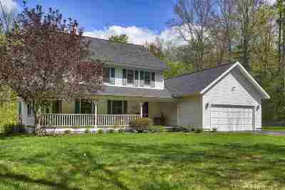 Goffstown Single Family Home Active Under Contract: 242 Snook Road
