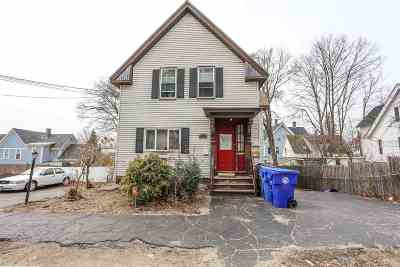 Manchester Multi Family Home For Sale: 28 Linden Street