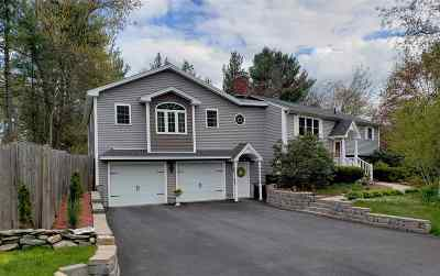 Salem Single Family Home Active Under Contract: 49 Matthias Street