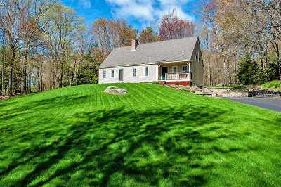 Pembroke Single Family Home Active Under Contract: 354 Pembroke Hill Road