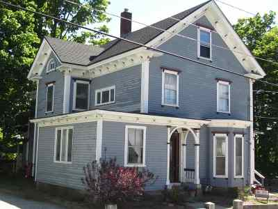 Nashua Multi Family Home For Sale: 7 Summer Street #Units 1