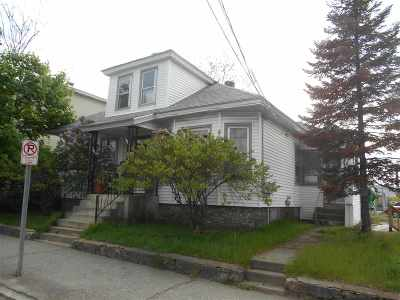 Manchester Multi Family Home For Sale: 222 Beech Street
