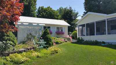 Single Family Home For Sale: 1952 Colchester Point Road